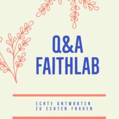 Q&A Faithlab